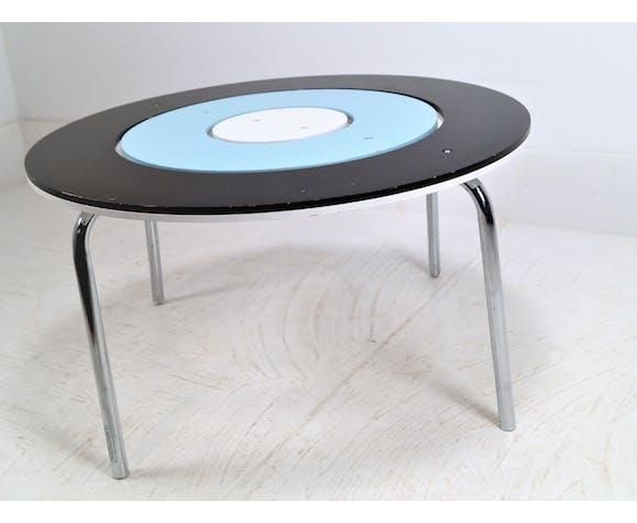 Leitmotiv Iguana 1980s coffee table