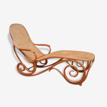 Belle ancienne Chaise longue de Thonet