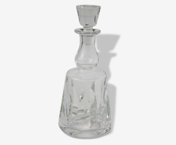 carafe vin en cristal de saint louis mod le jersey verre et cristal transparent. Black Bedroom Furniture Sets. Home Design Ideas