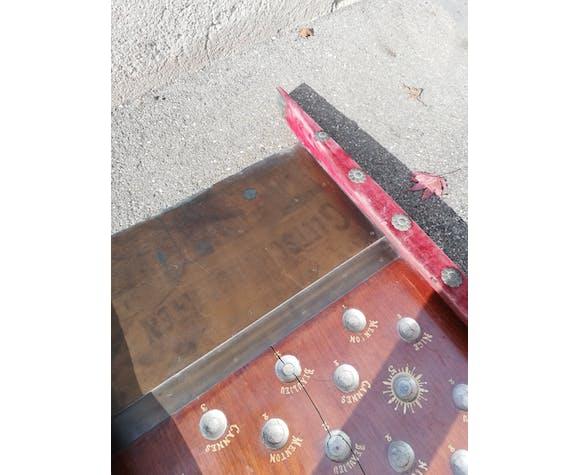 Billard de table ancien