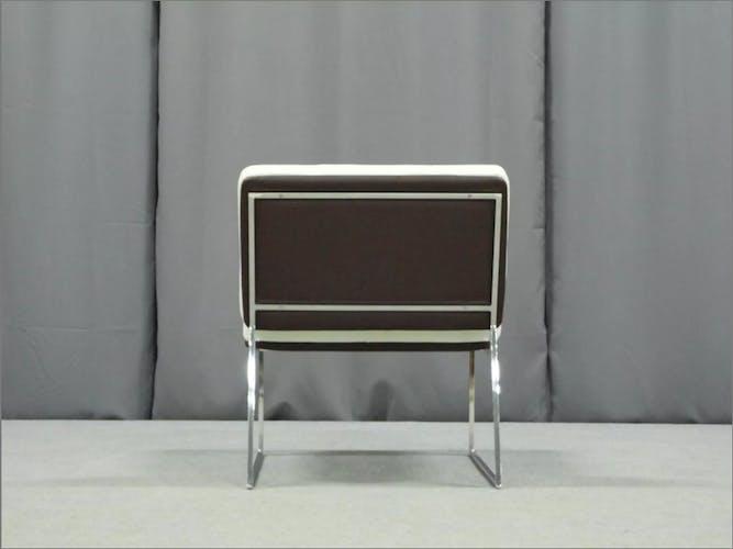 Fauteuil en cuir 1970