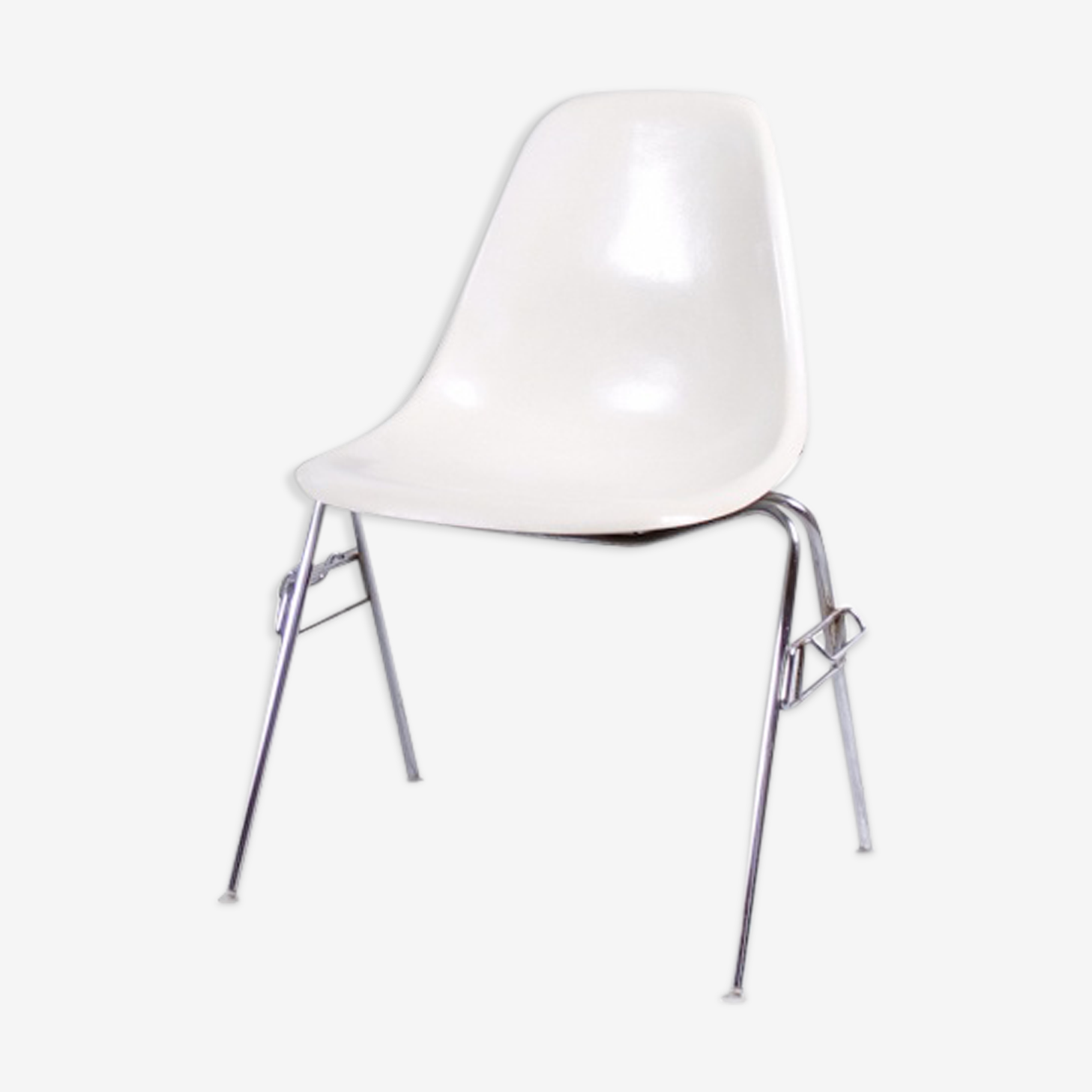 Chair DSS Fiberglass by Charles & Ray Eames for Herman Miller