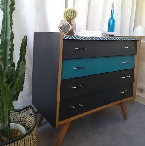 Dresser 50 years