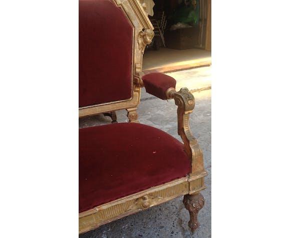 Venetian bench