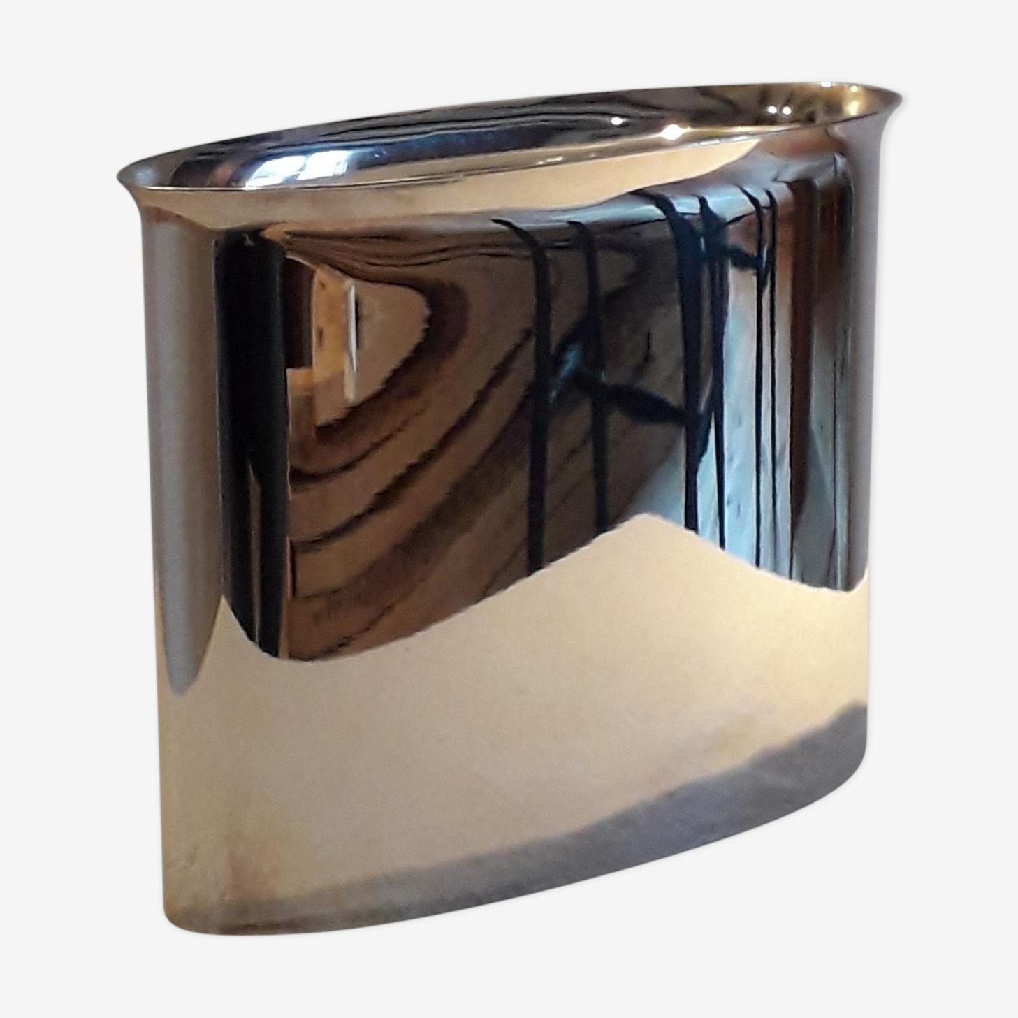 Gunilla Lindahl design vase for Scandia Present, Sweden, 70's