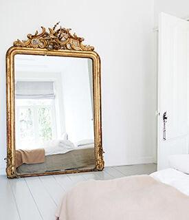 Miroirs vintage en soldes