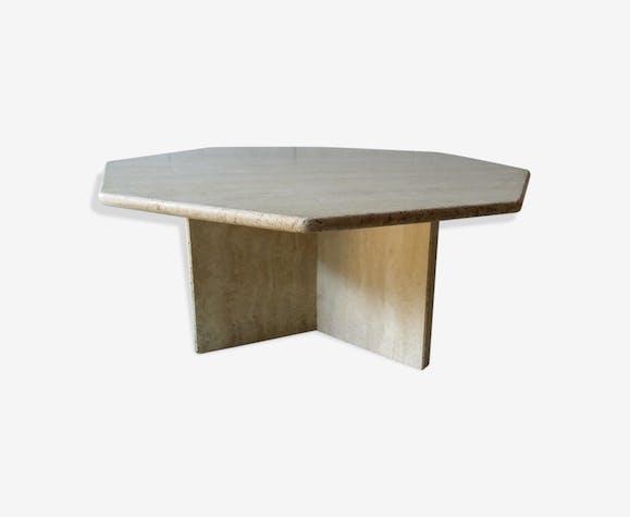 Table basse vintage années 70-80 design édition Roche Bobois ...