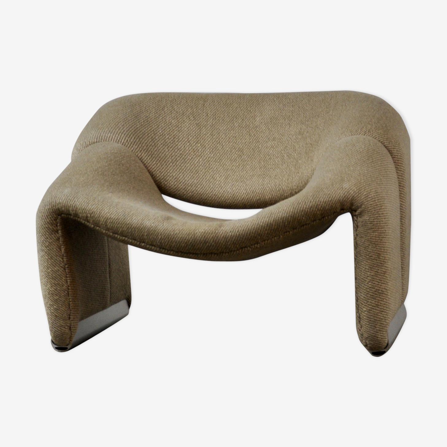 Groovy armchair F598 by Pierre Paulin for Artifort 1970