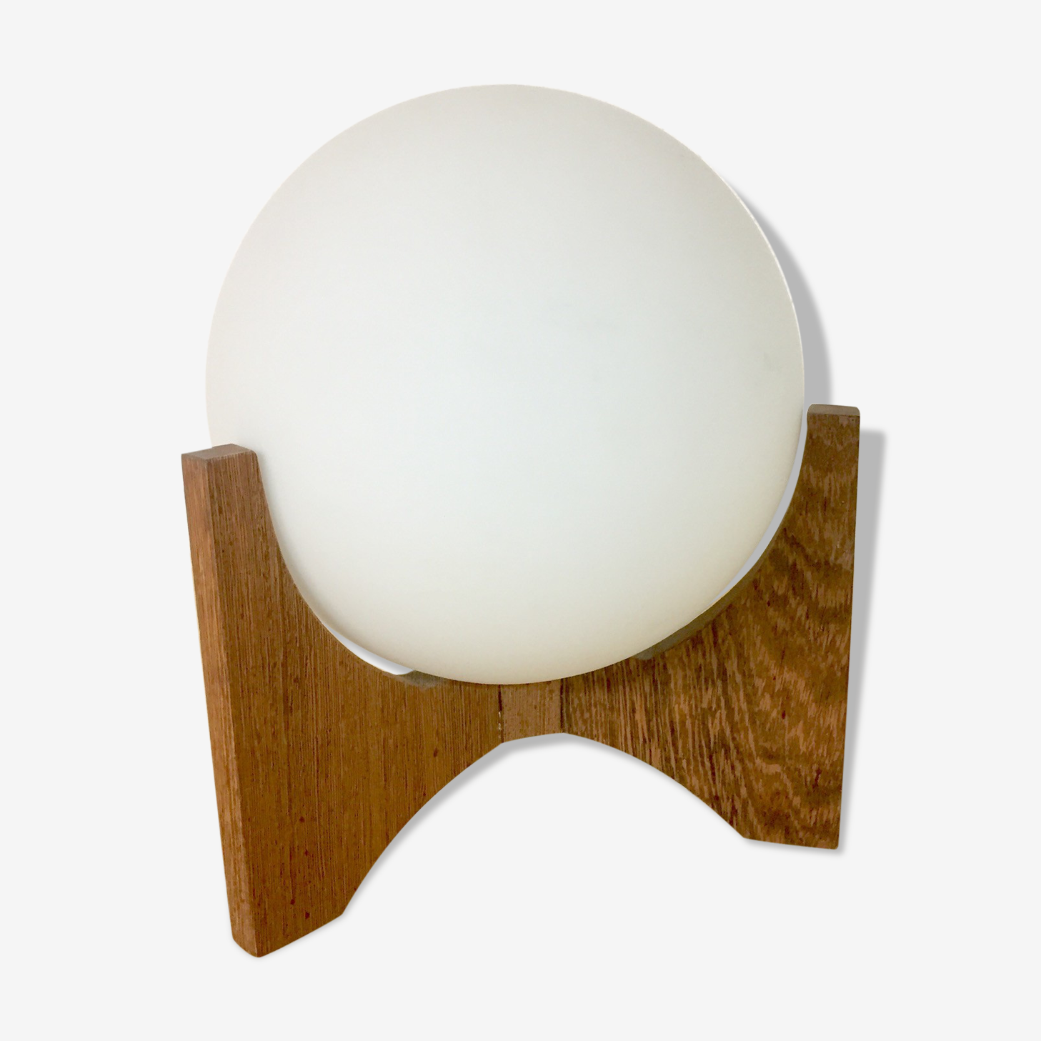 Lampe boule scandinave, 1970