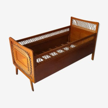 Mobilier et d coration pour chambre d 39 enfant vintage d - Lit scandinave vintage ...