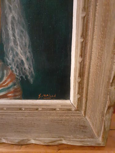 Moorish portrait