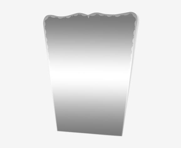 Miroir biseaute 60x99cm