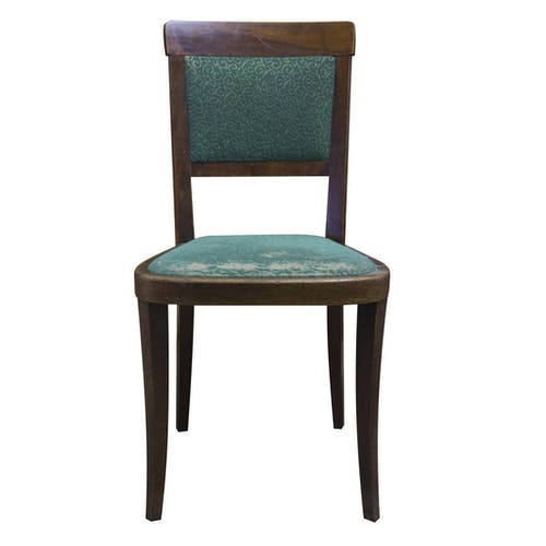 Pair of chairs art deco 1930 Europe