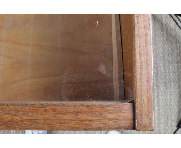 Ancienne vitrine présentoir Stemm