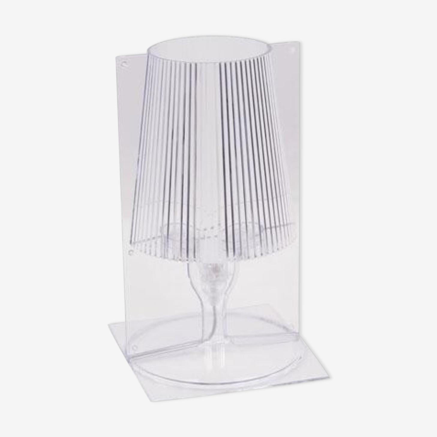 Take Ferrucio Laviani table lamp by Kartell