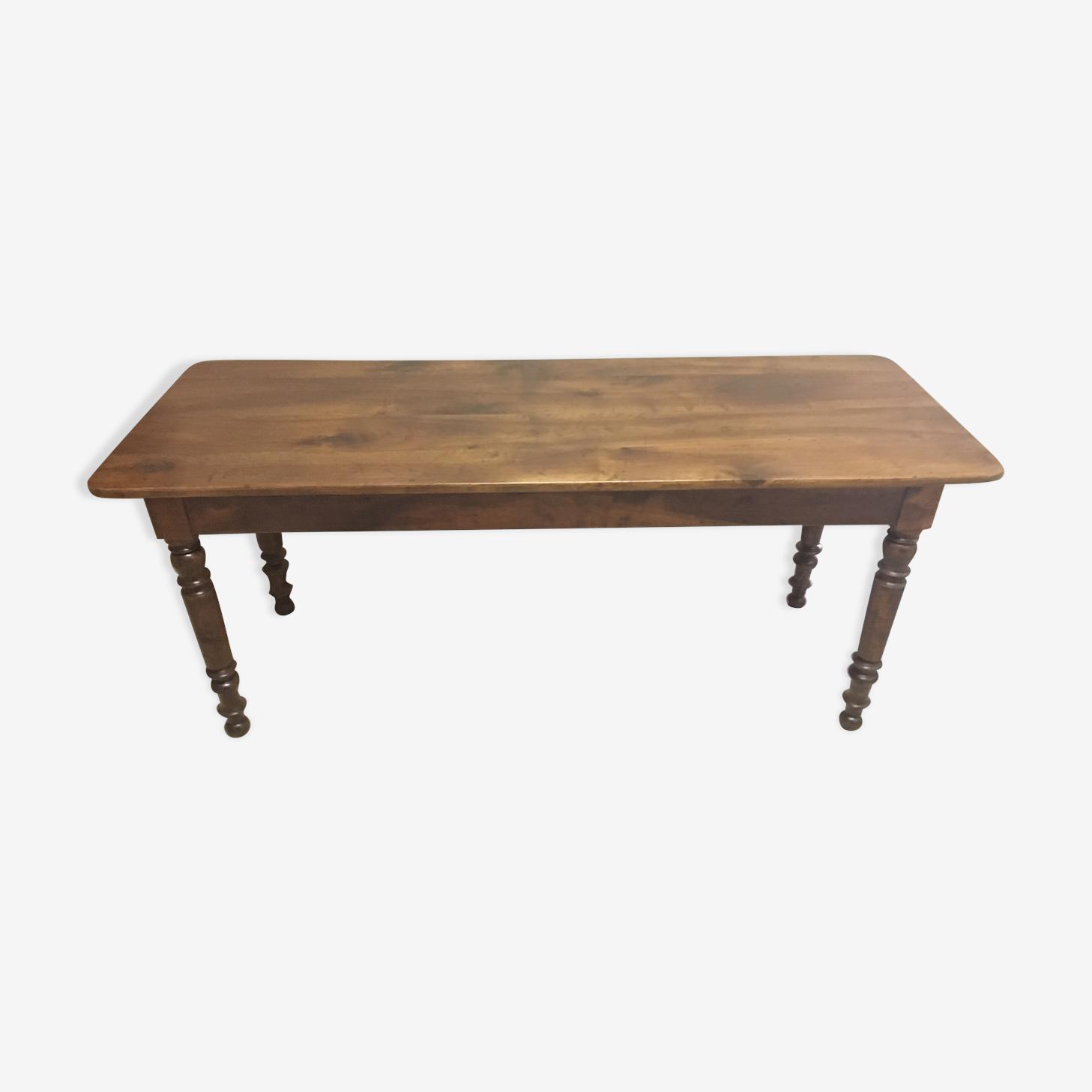 Table de tisserand Louis Philippe XIXème