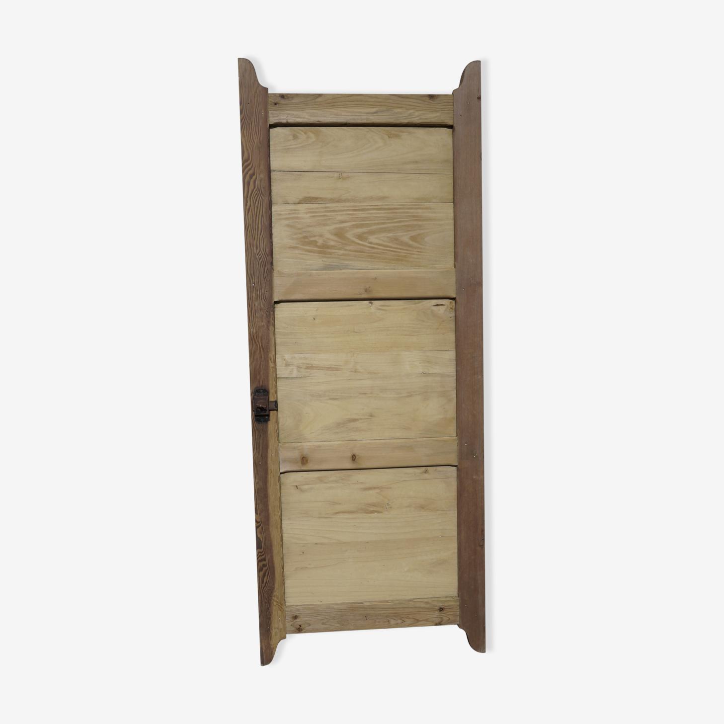 Ancienne porte en bois