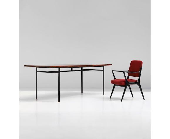 Table à manger par Lucien Engels 1960