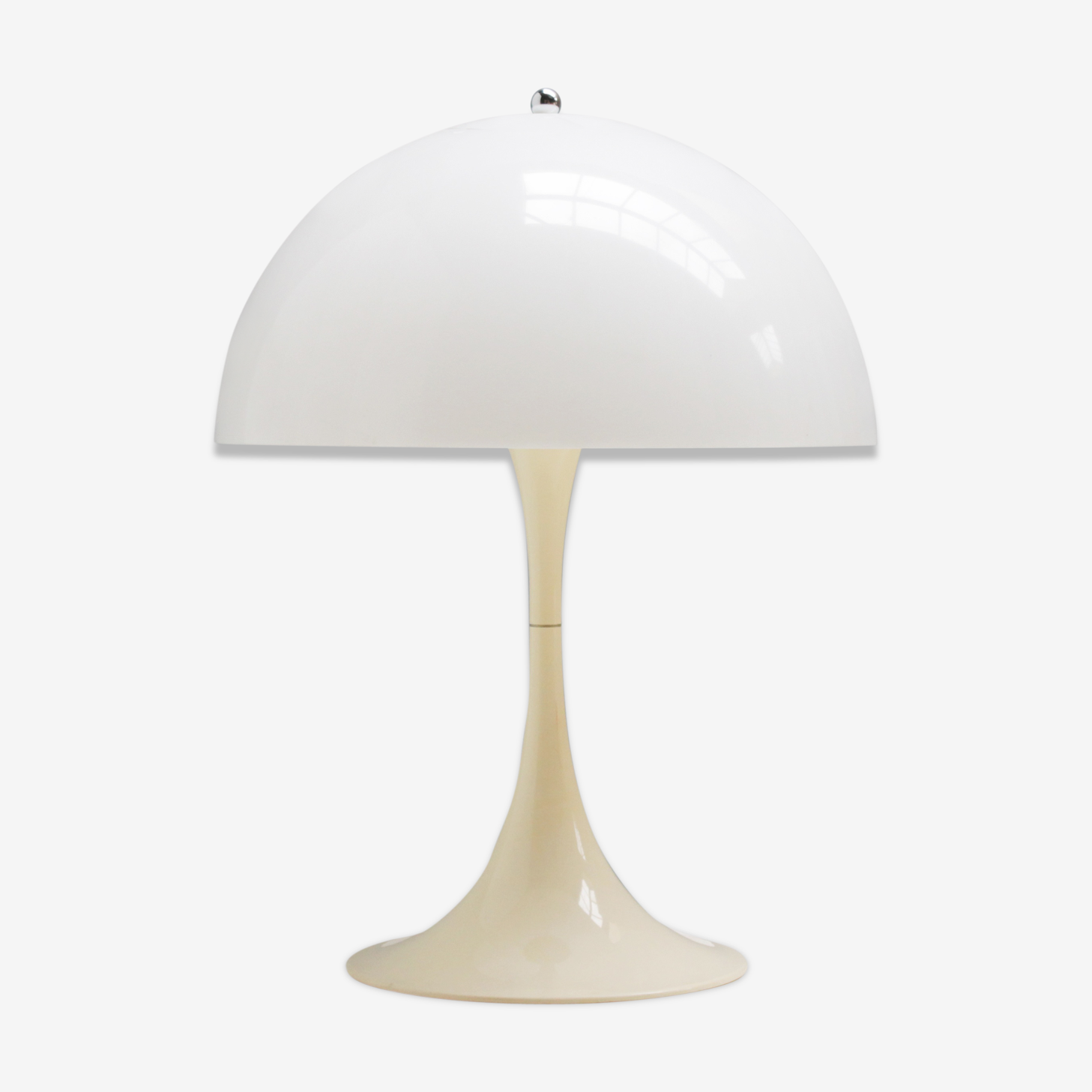 Lampe de table Panthella de Verner Panton Danemark