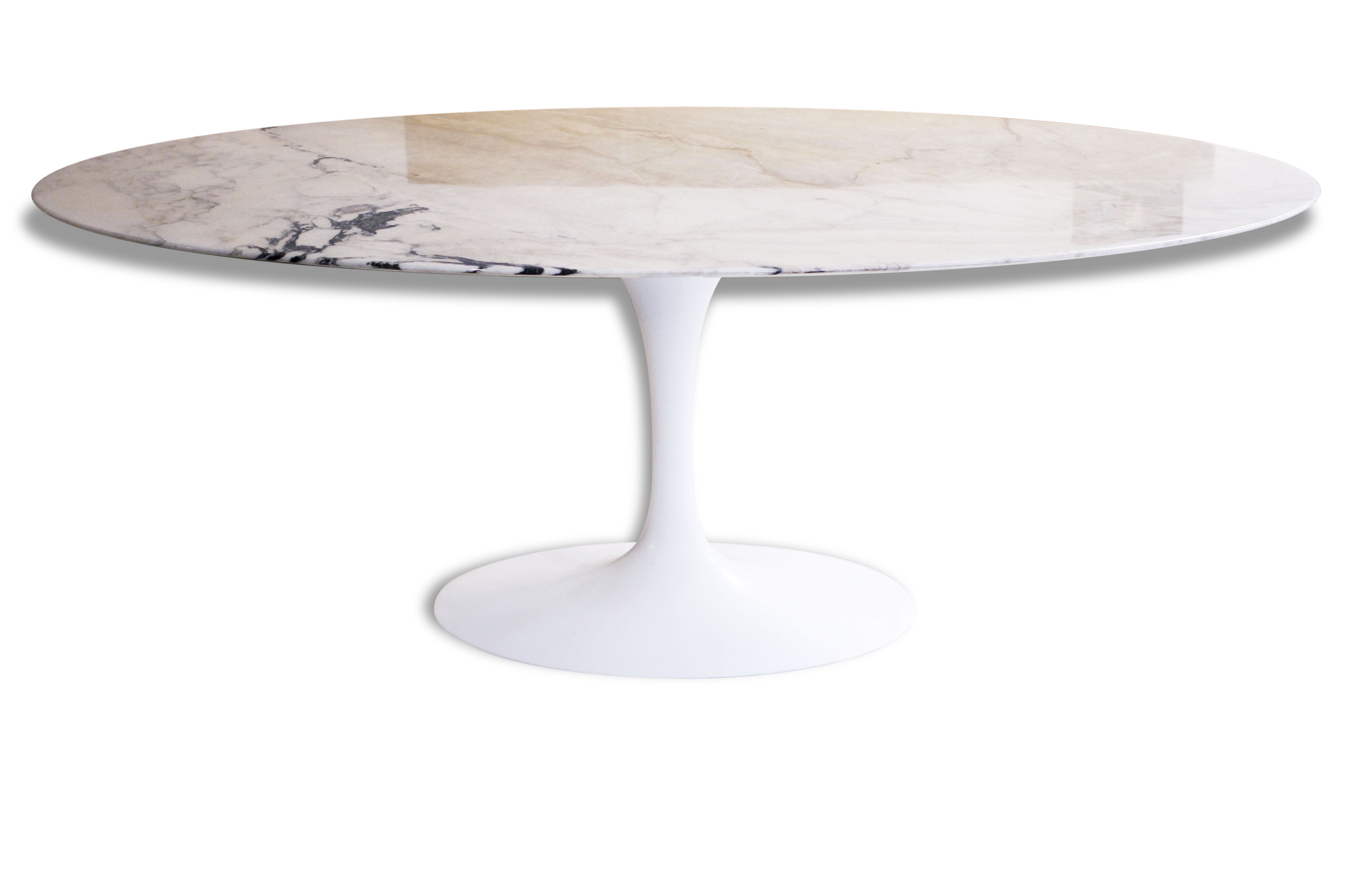 Table Ovale Saarinen. Cliquez Ici Pour Plus Dimages With Table Ovale ...