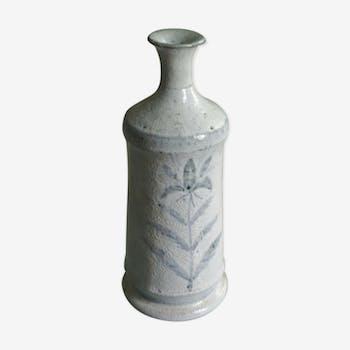 Vase en céramique par Edmond Guizol à Vallauris