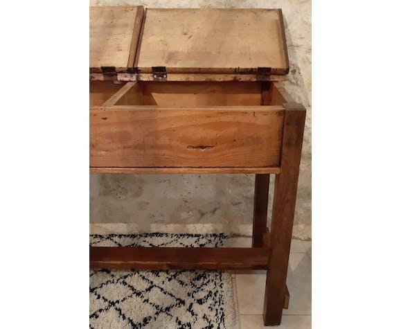 Ancien bureau pupitre début XIXe siècle