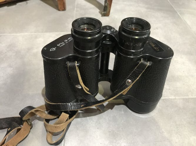 Jumelle noire