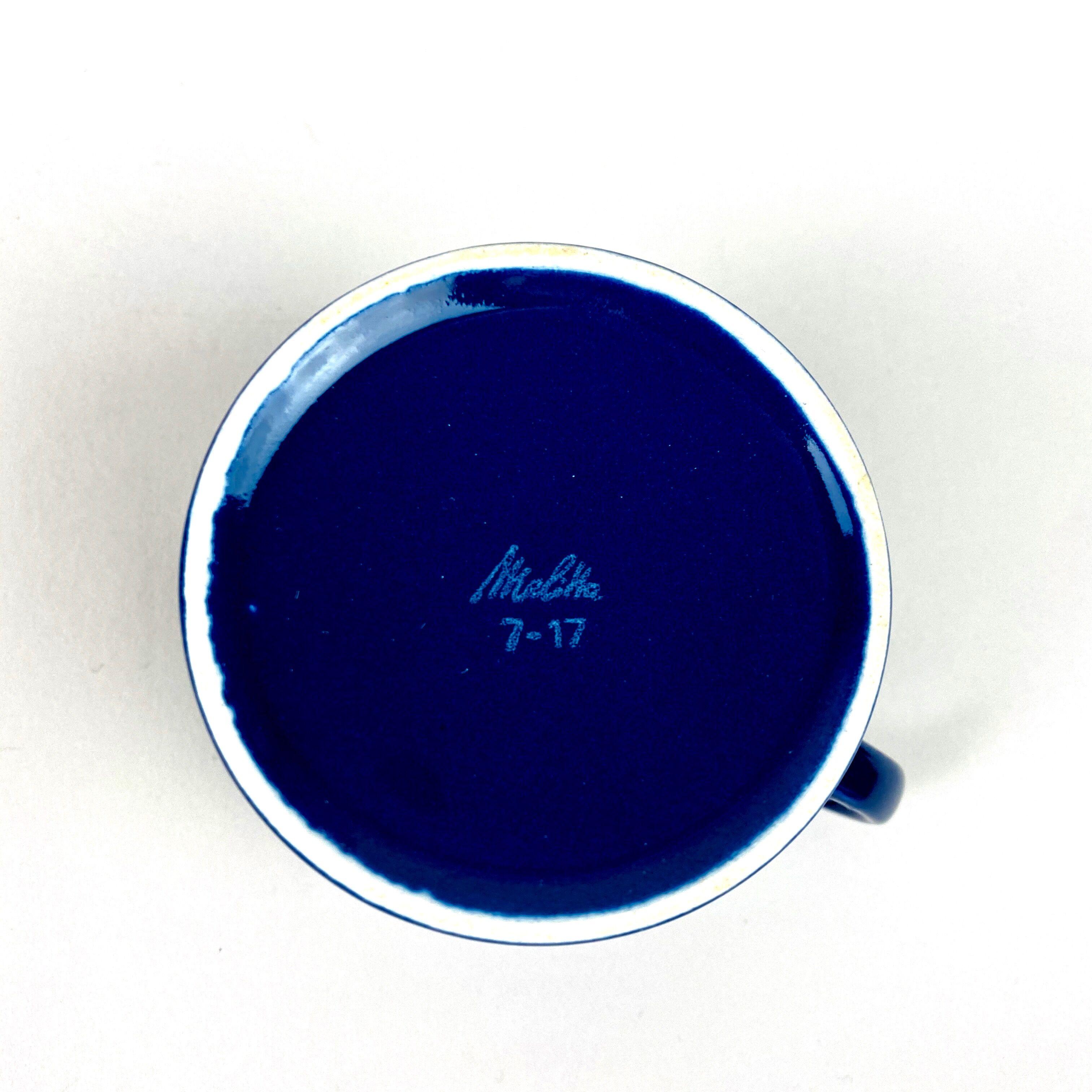 Melitta Stockholm Violet Violet Gâteau Assiette Assiettes 18 cm