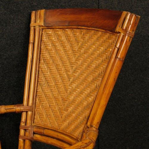 Pair of armchairs stamped Kalma Ramón Castellano