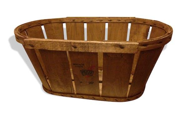 cagette fruits l gumes ancienne en bois bois mat riau bois couleur dans son jus. Black Bedroom Furniture Sets. Home Design Ideas
