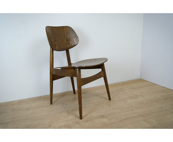 Mid-Century Chairs from Thonet, 1950s, Set of 12