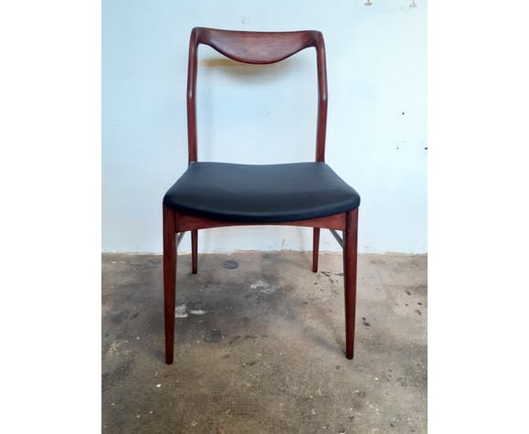 Chaise en palissandre par Kai Lyngfeldt Larsen