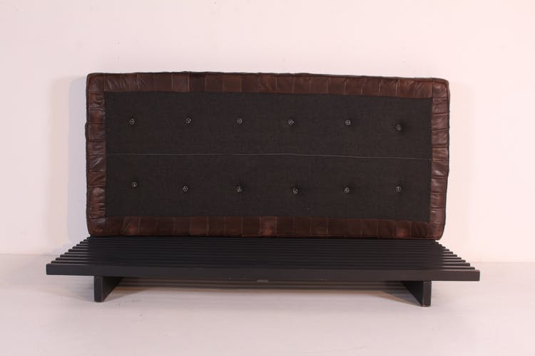 Sede DS 80 leather patchwork meridian sofa daybed