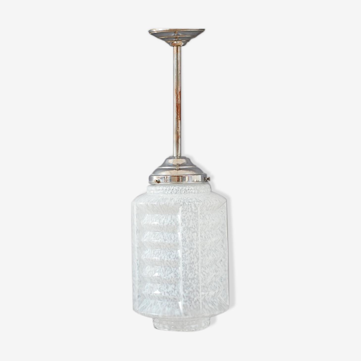 Art déco hanging lamp