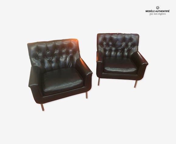Paire de fauteuils par Geoffrey Harcourt pour Artifort