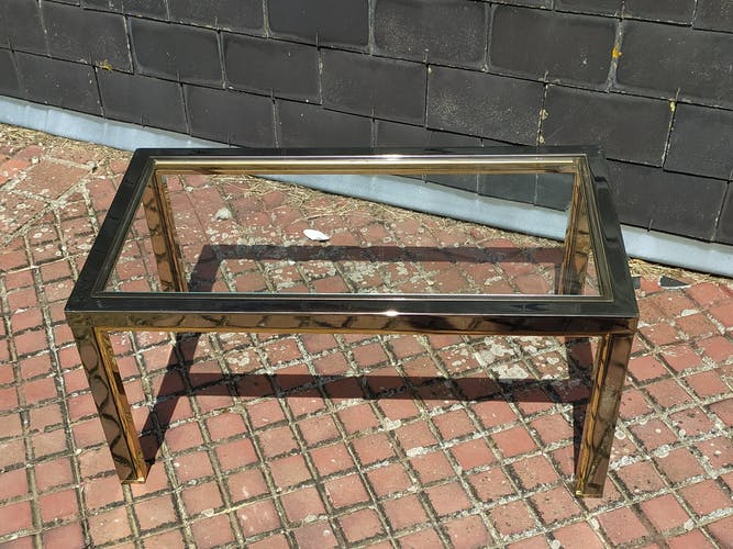 Table basse 80/90