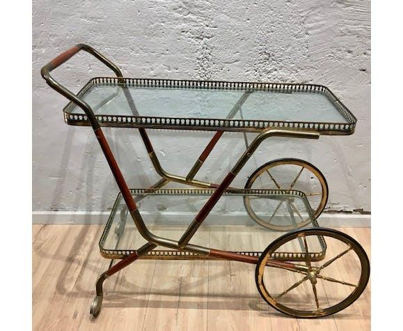 Desserte trolley 1960