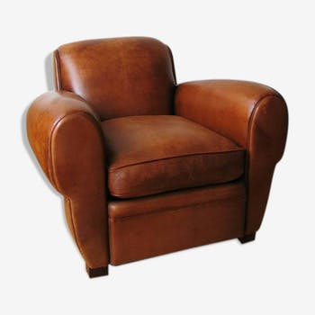 Club Chair model cognac Henry