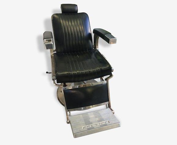 fauteuil de coiffeur barbier belmont - Fauteuil Barbier Belmont