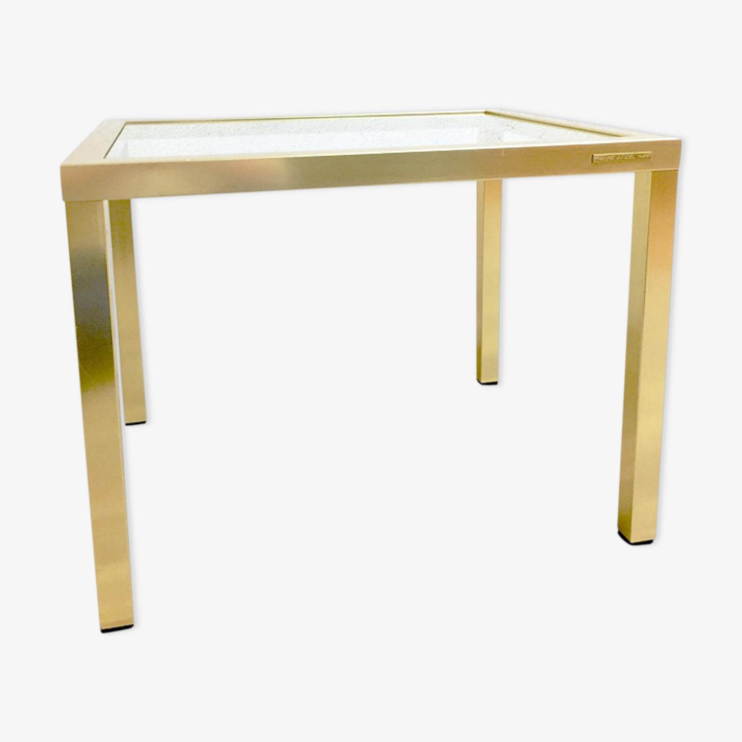 Table rectangulaire Pierre Vandel, 1980
