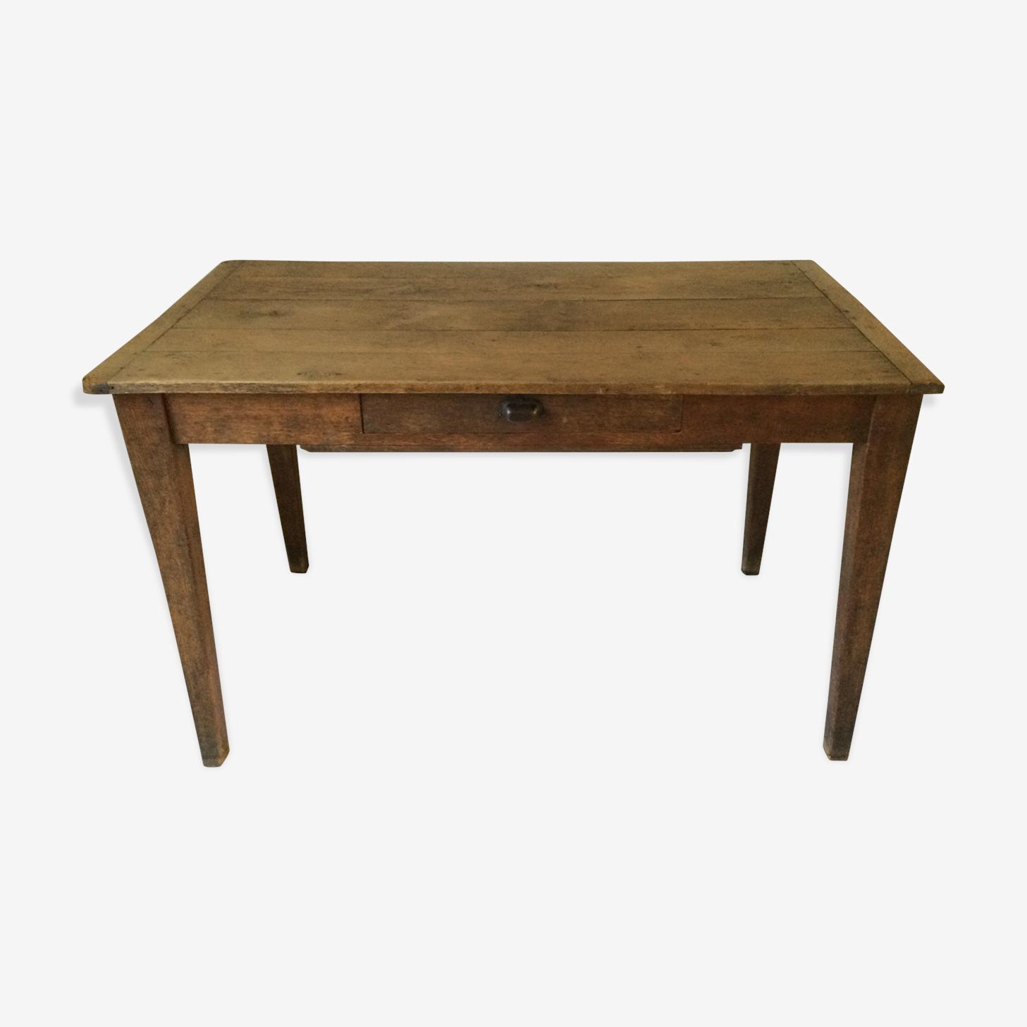 Table vintage années 50-60