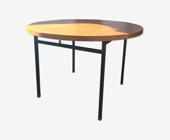 Paul Geoffroy extensible table for Roche Bobois 1960
