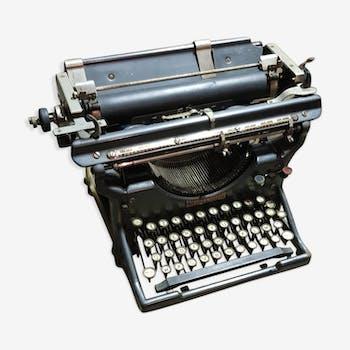Machine à écrire Underwood de collection