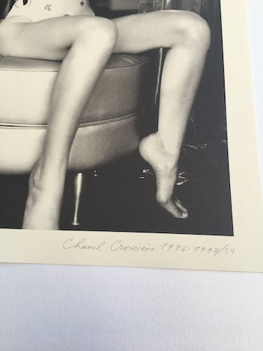 Photo Chanel by Karl Lagerfeld, coll 1996/1997
