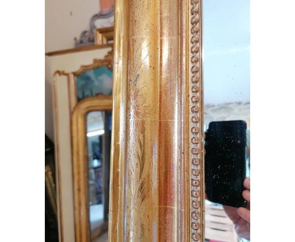 Miroir époque Louis Philippe 126 x 93cm