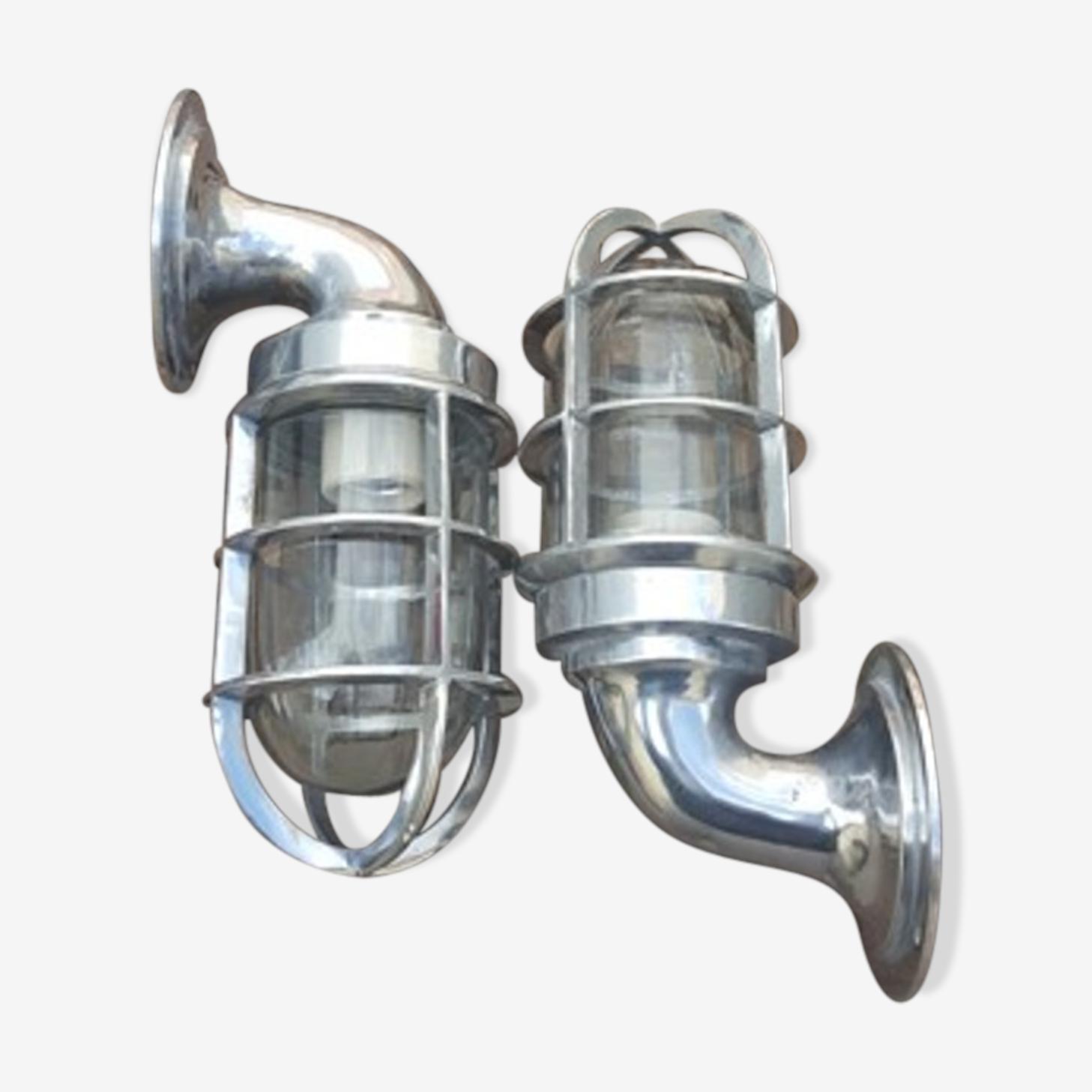Lampe de coursive en aluminum