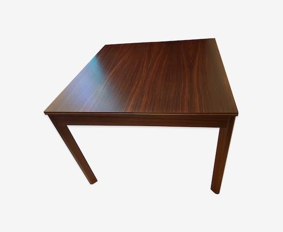 Table palissandre par Luigi Bartolini 1960