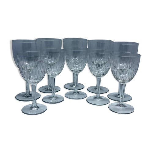 10 verres à vin Villeroy et Boch
