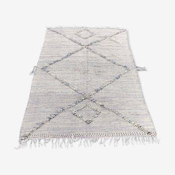 Tapis kilim berbère marocain 185x300 cm