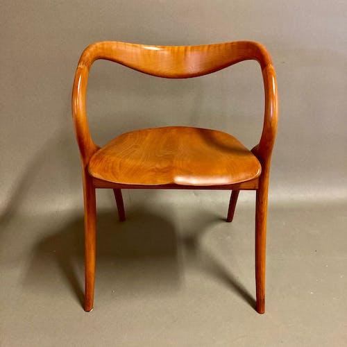 Chaise sculpturale italienne par A.Sibau